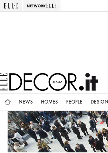 Elle Decor.it 2014