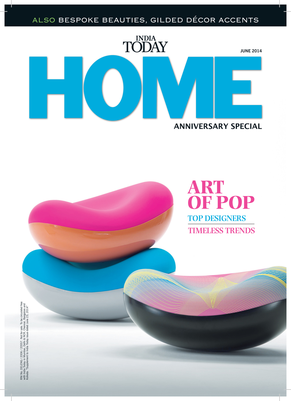 India TODAY: HOME June 2014