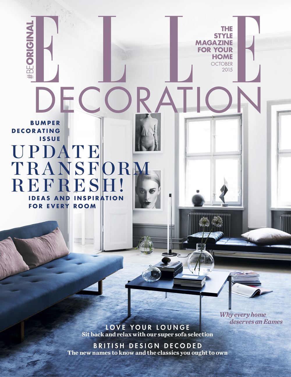 Elle Decoration Award Winner 2016; Best Lighting Design
