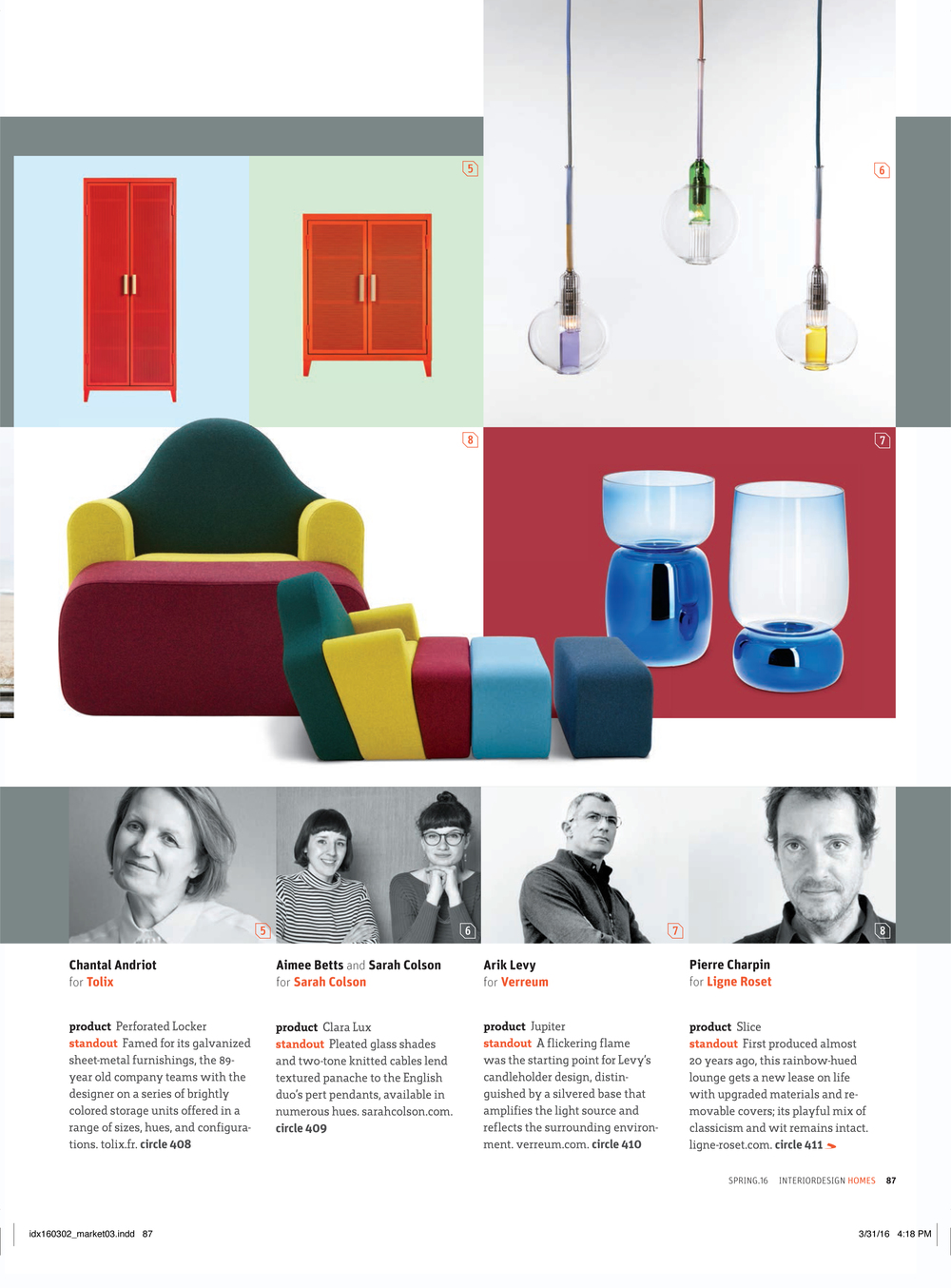 Interior Design Home, May 2016