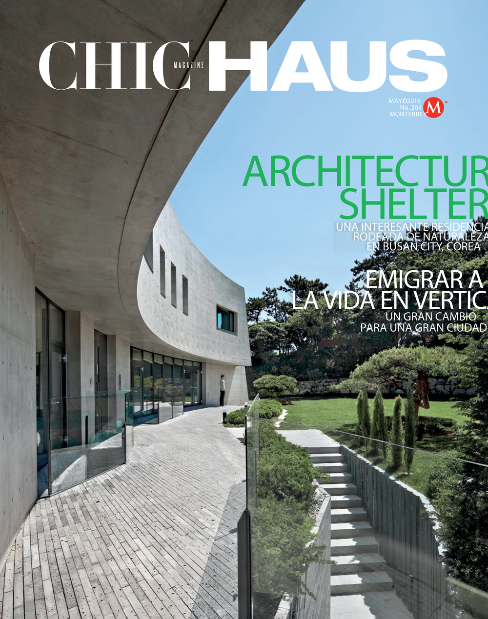 Chic Magazine Haus, May 2016