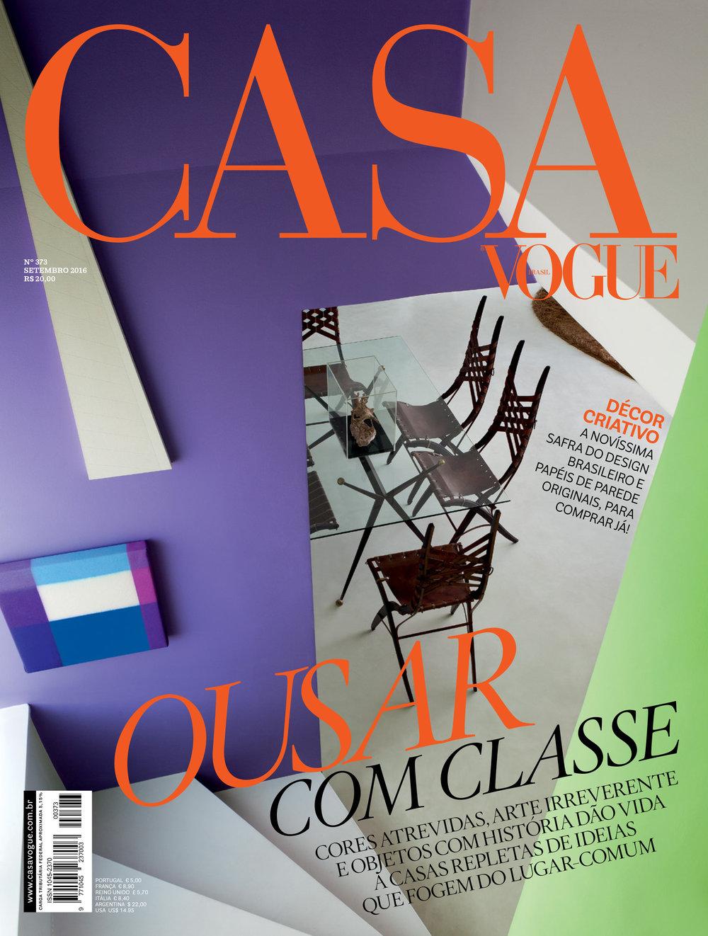 Casa Vogue, September 2016