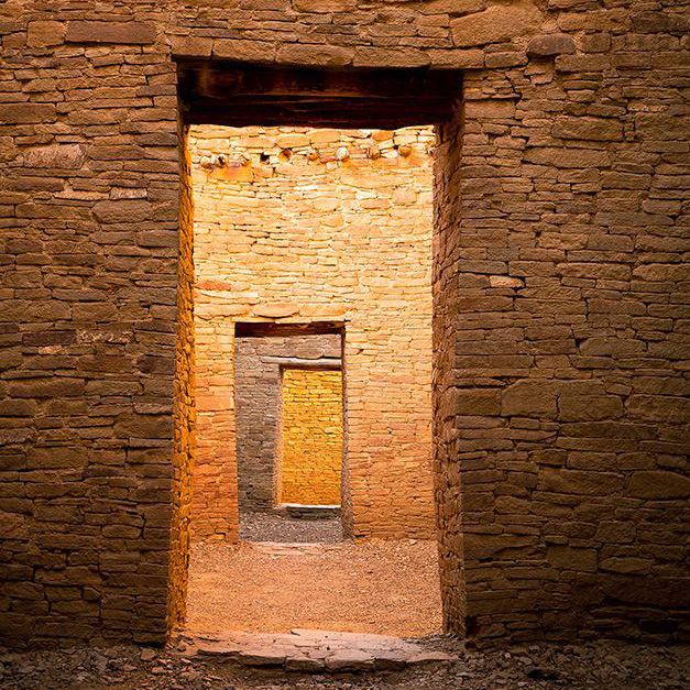 Door Openings at Chaco Canyon