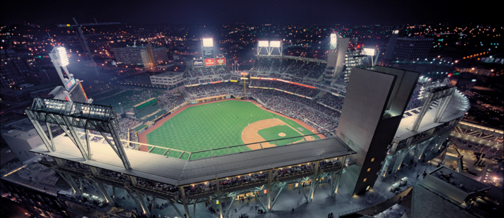 San Diego Padres Ballpark    Design Architect:  Antoine Predock Architect   Project Architect:  Graham Hogan, AIA