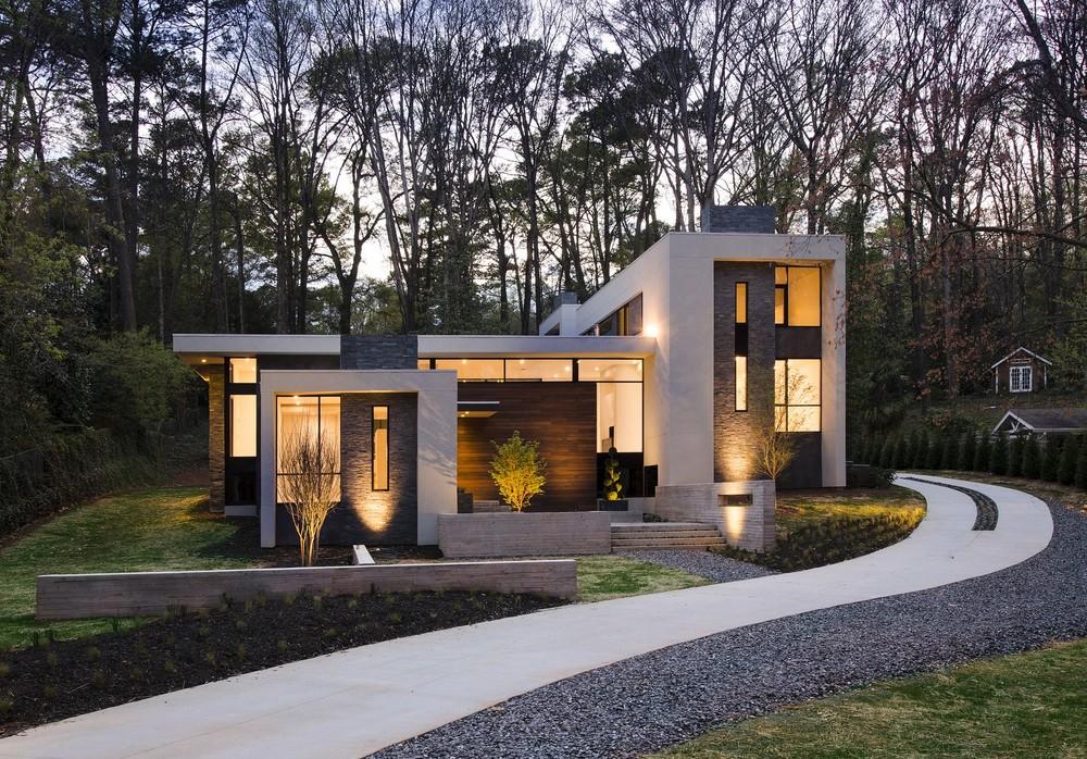 West Architecture Studio | Atlanta Modern Homes | Modern Home ...
