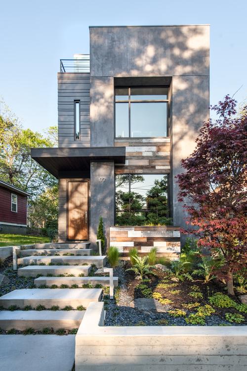 West Architecture Studio | Atlanta Modern Homes - Affordable skinny ...