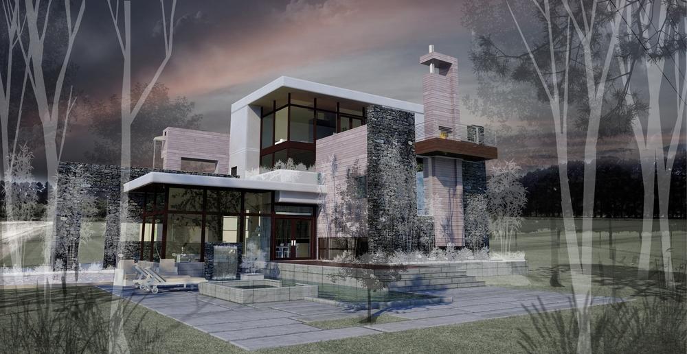 west architecture studio atlanta modern homes helmer residence