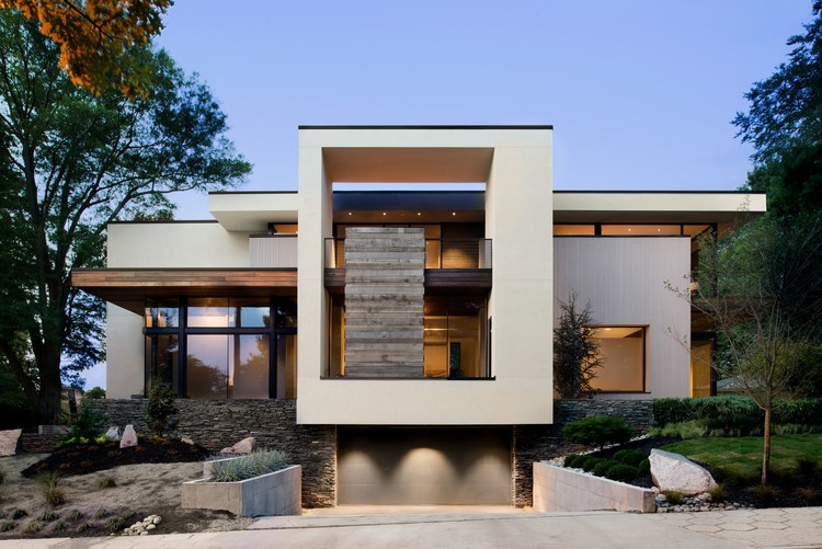 West Architecture Studio | Atlanta Modern Homes - Modern Home on ...