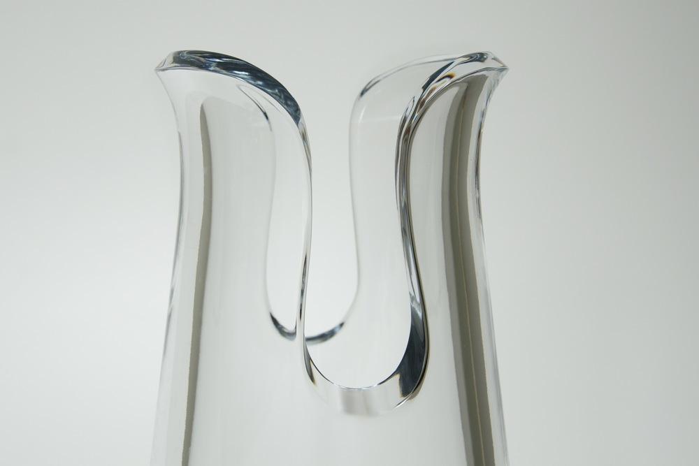 Maia Crystal Vase - Nambe 2008