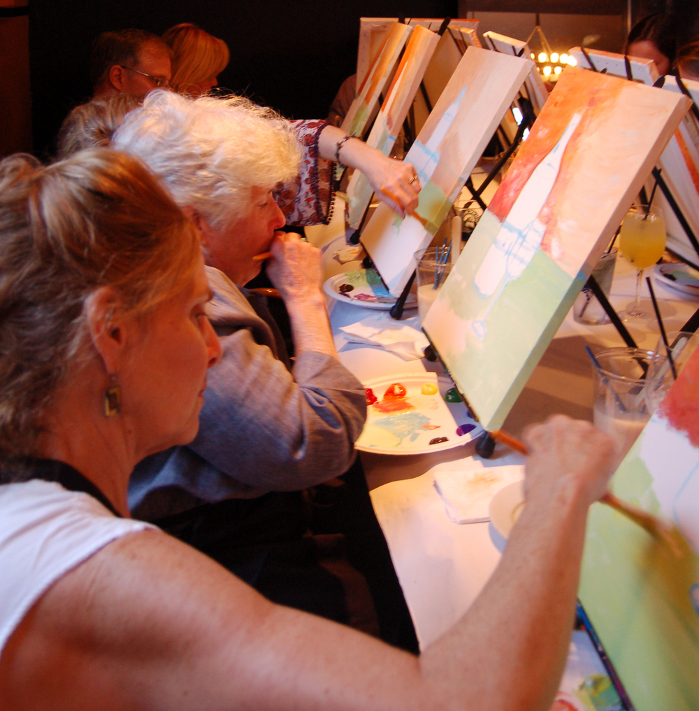 Private Painting Events