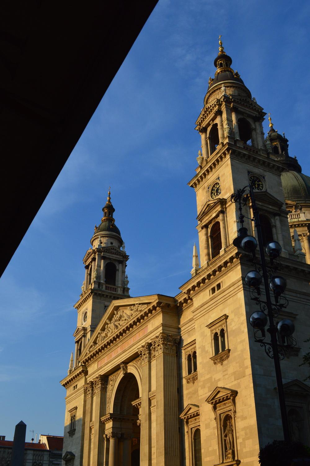 St. Steven's Basilica
