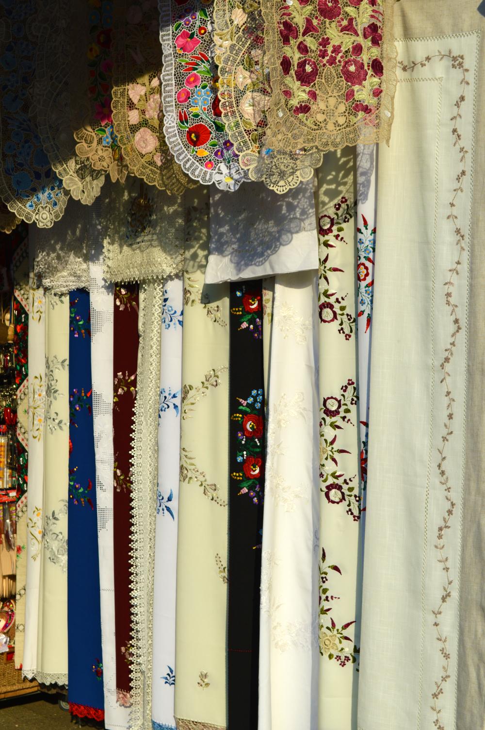 Hungarian Textiles
