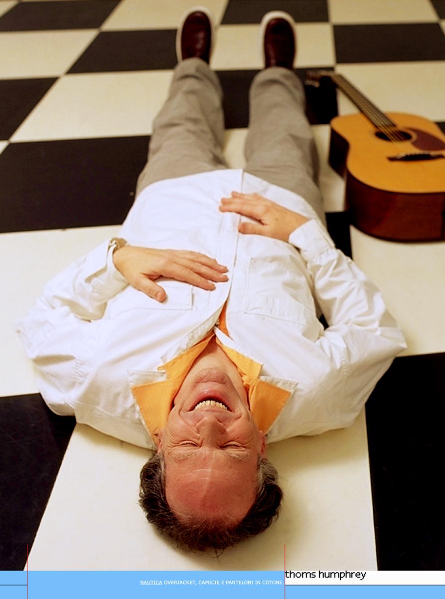 L'uomo vougev Tom Humphrey.jpg