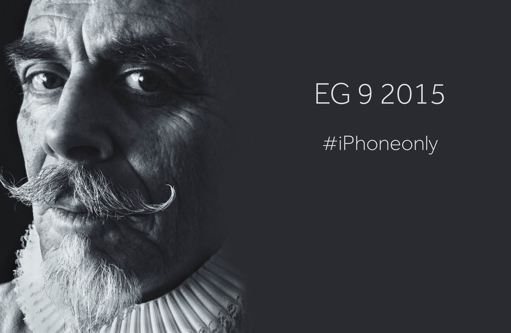 EG 9 CONFERENCE: ADOBE LIGHTROOM + iPhone