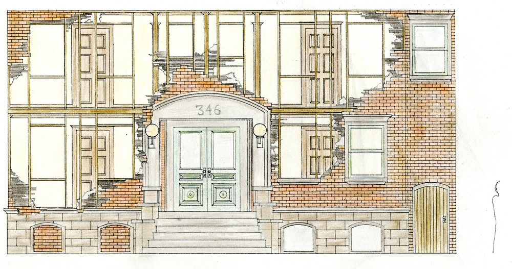preliminary rendering