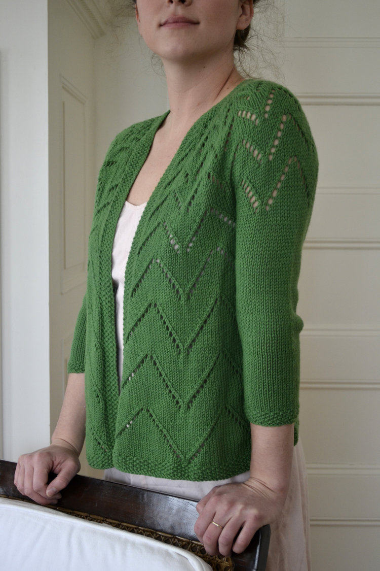Union Station Cardigan — Thread & Ladle