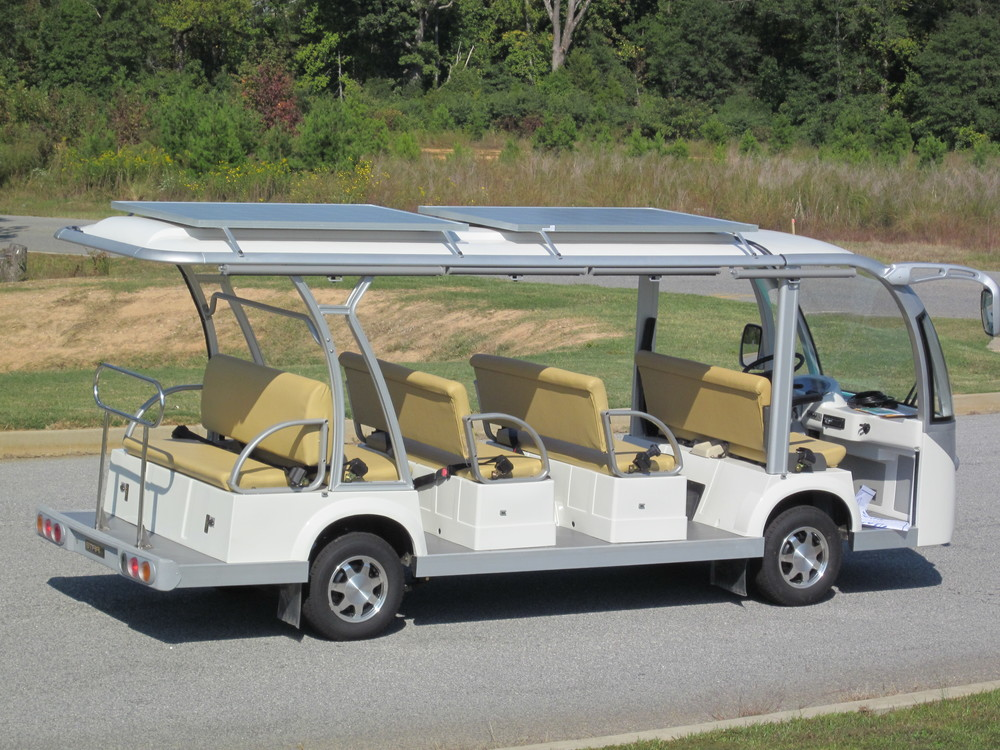 Solar Ev Systems Solar Golf Carts Roof Tops Solar
