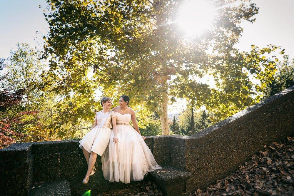 modern same sex glitter gold washington dc wedding (7).jpg