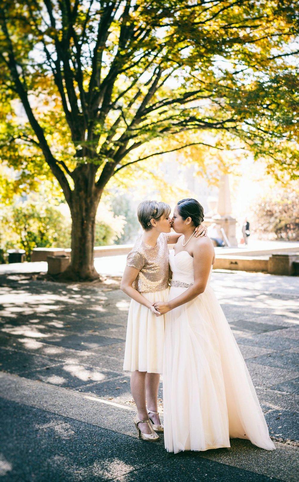 modern same sex glitter gold washington dc wedding (10).jpg