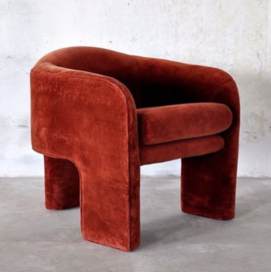 bodegathirteen_mondaymood_chairs_velvet_orange