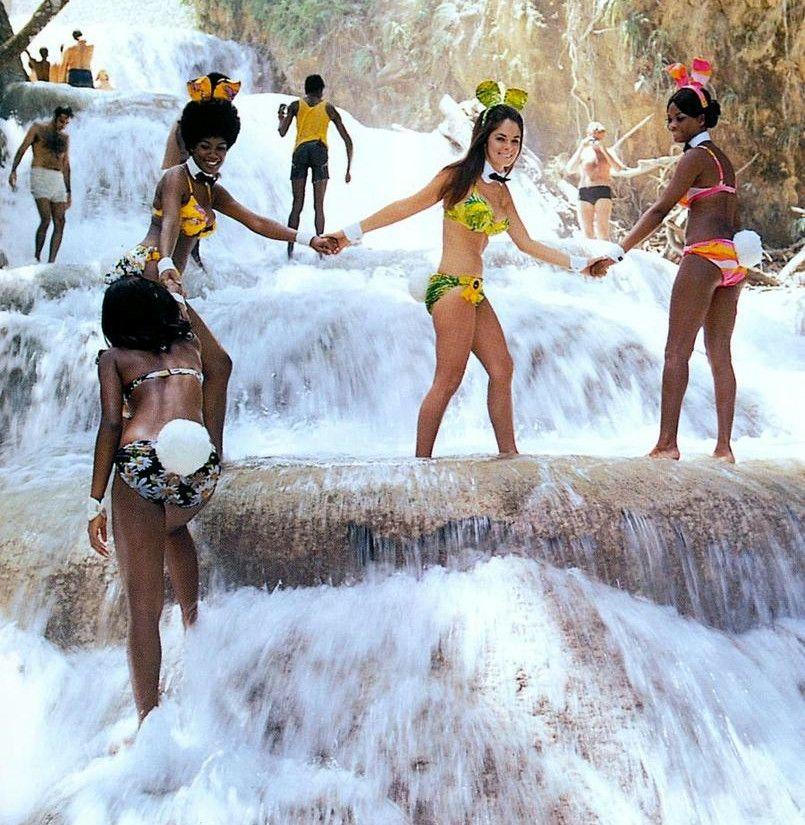 bodegathirteen_mondaymood_playboybunnies_dunnsriverfalls_playboyclub_ochorios_jamaica_1972.jpg