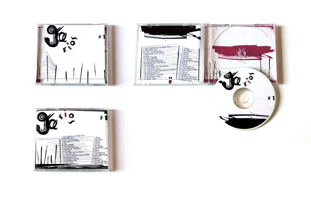 Carátulas de CD de música, 'Varios', D. Pedro Esteban, 2002