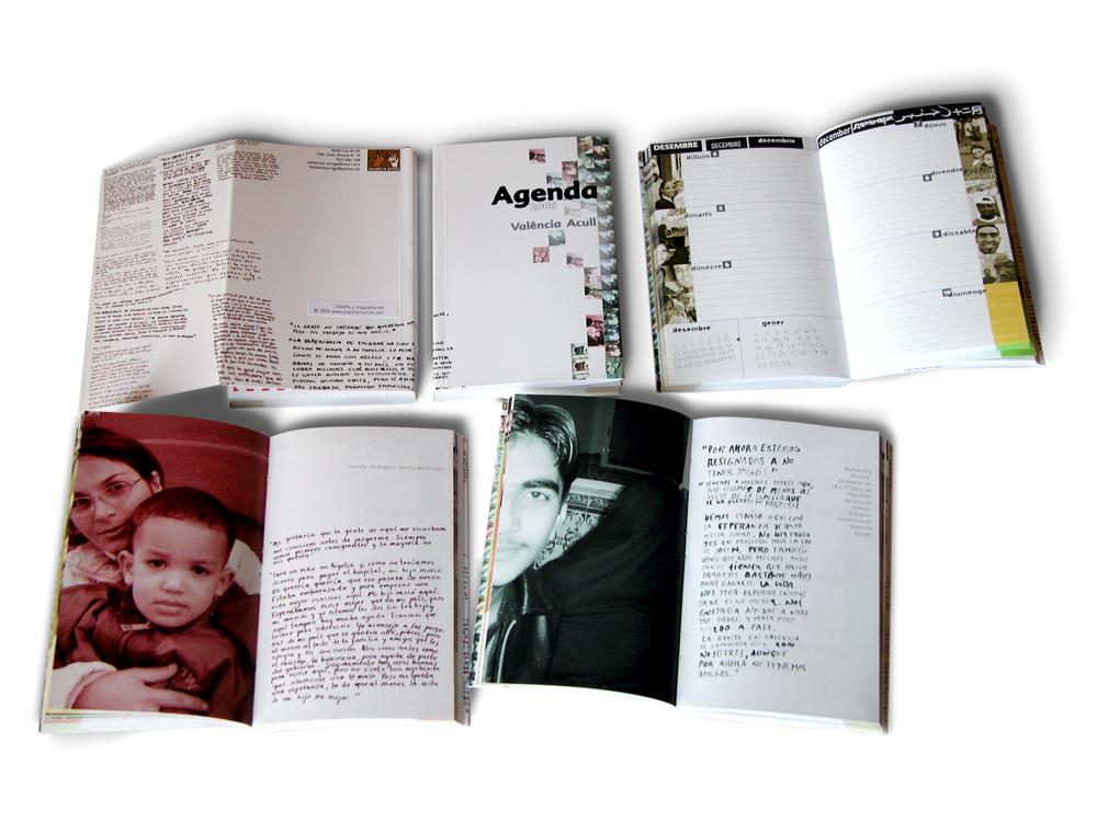 Agenda Valencia Acoge, 2005