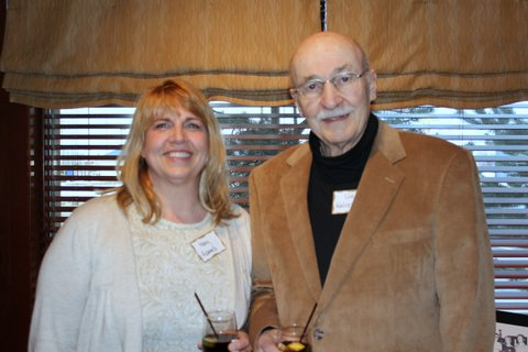 Mary (Kaliszak) Adams and Vic Kaliszak