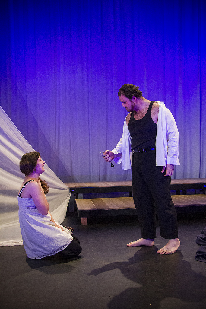Pericles,  The New Ensemble Workshop, photo: Jason Simon