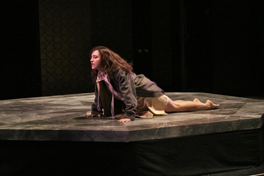 Hamlet , The New School for Drama, photo: Scott Wynn