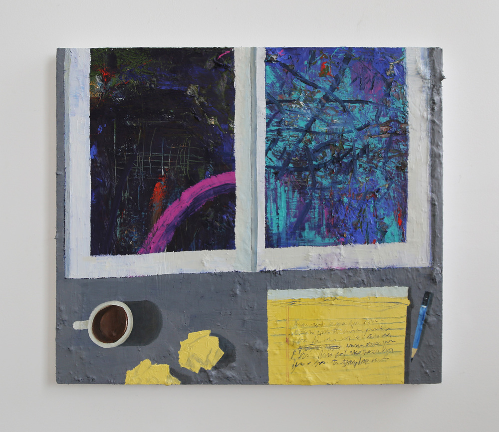 Paul Gagner, Abstraction as a Second Language, 2015