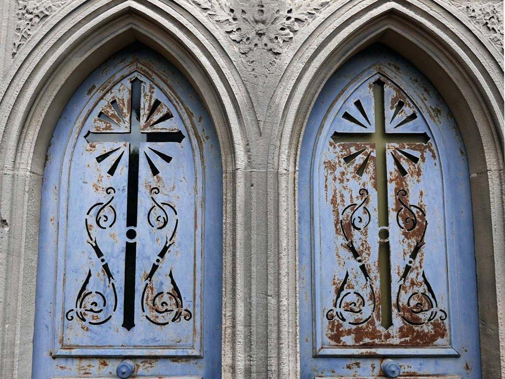 Père Lachaise Cemetery detail