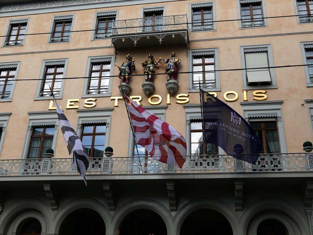 Hotel Trois Rois