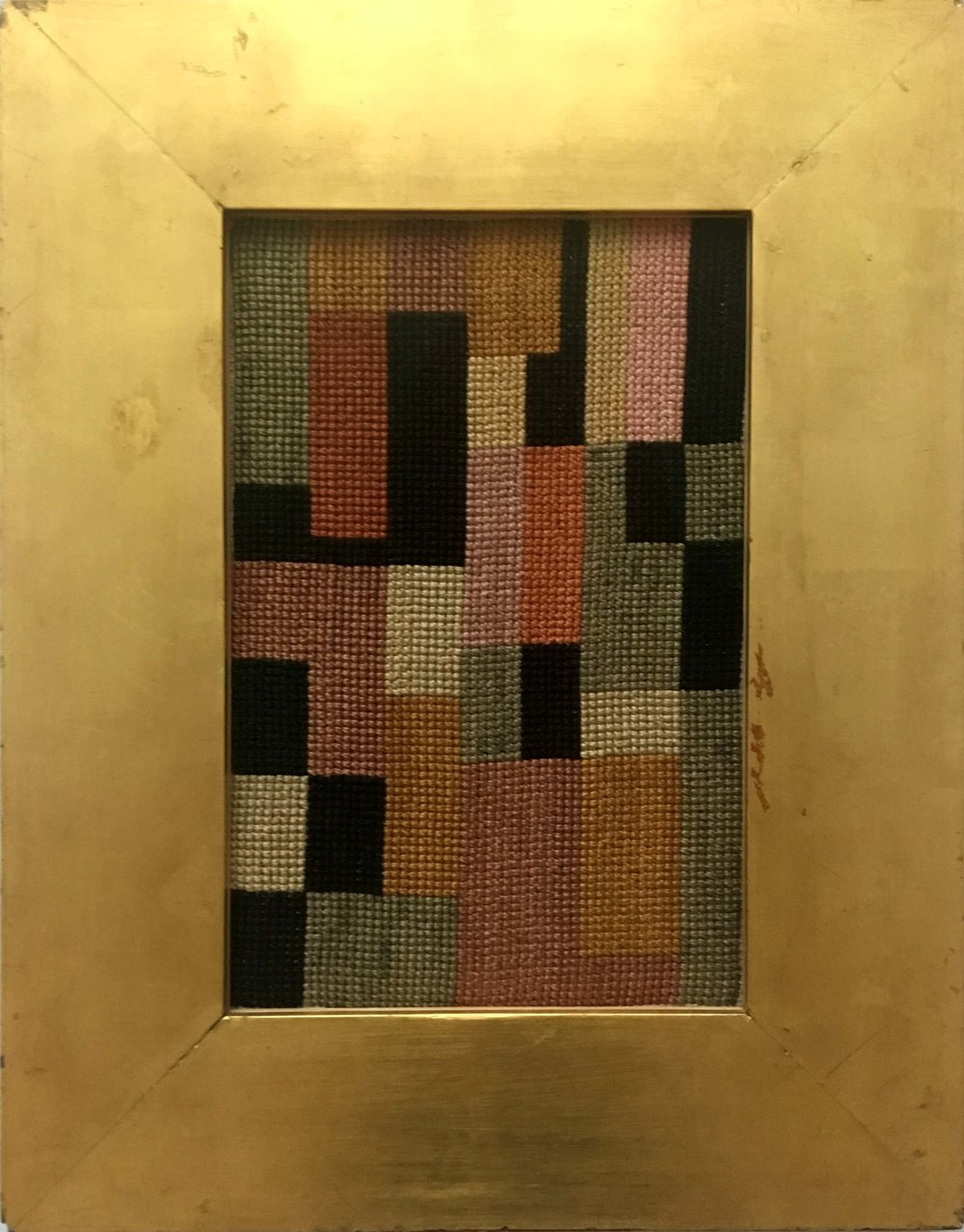 Hans Arp, Sophie Taueber-Arp, Untitled, 1916-17