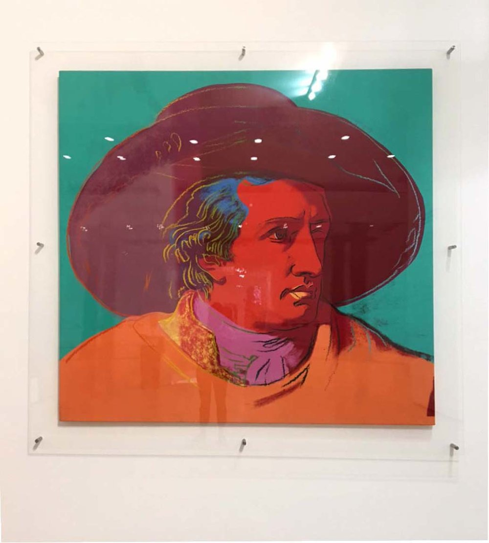 Andy Warhol, Goethe
