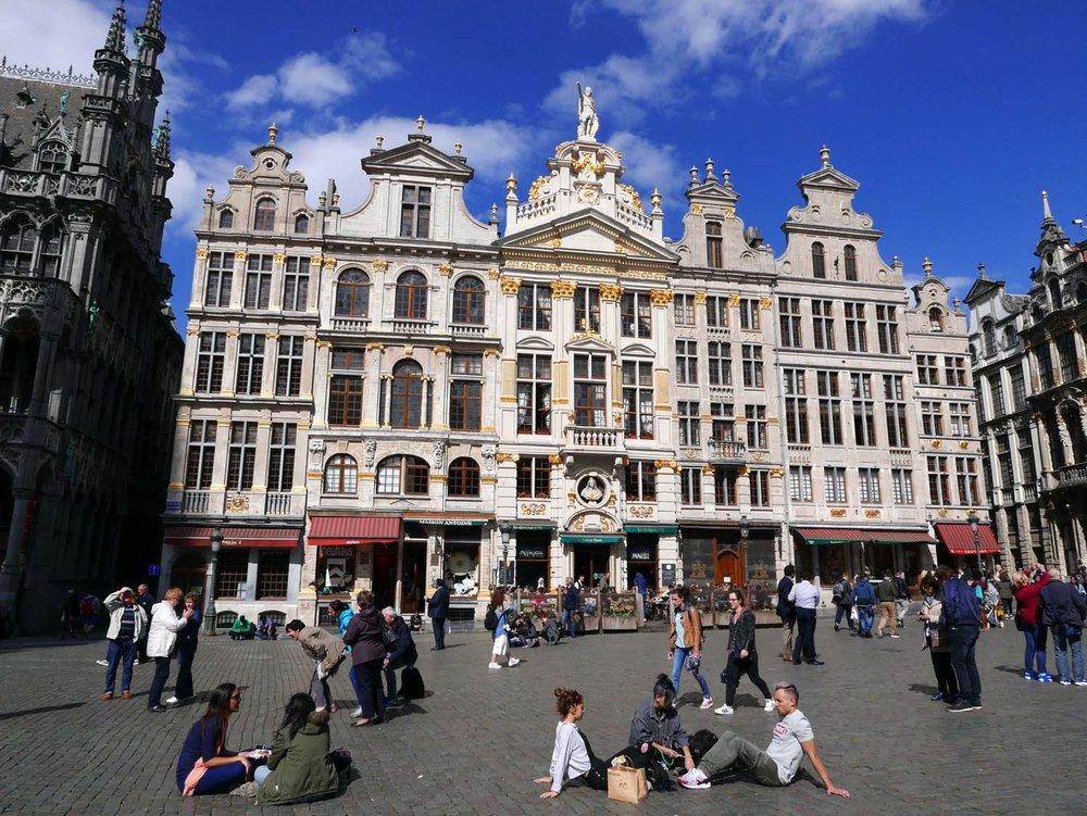 Le Grand Place