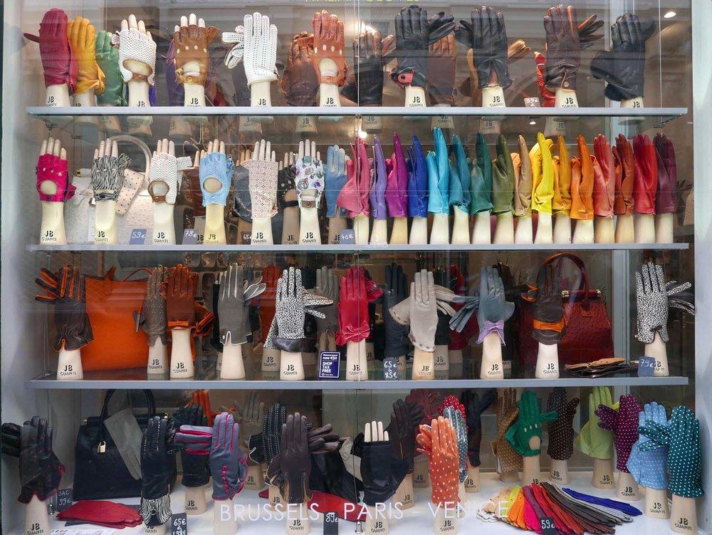 glove store