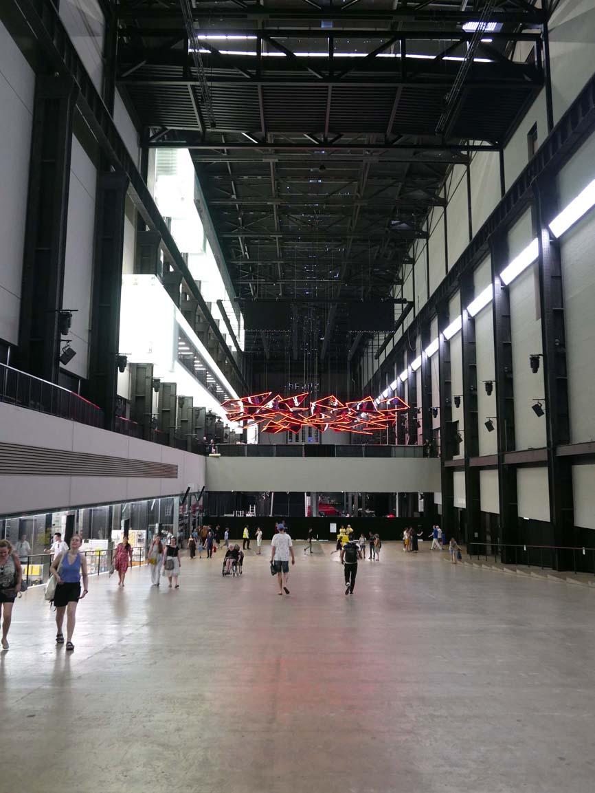 Tate Modern Entrance
