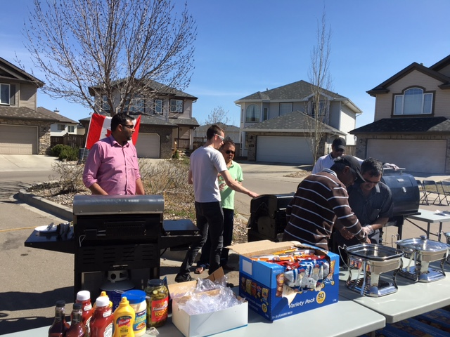 Leger Block Party May 2016