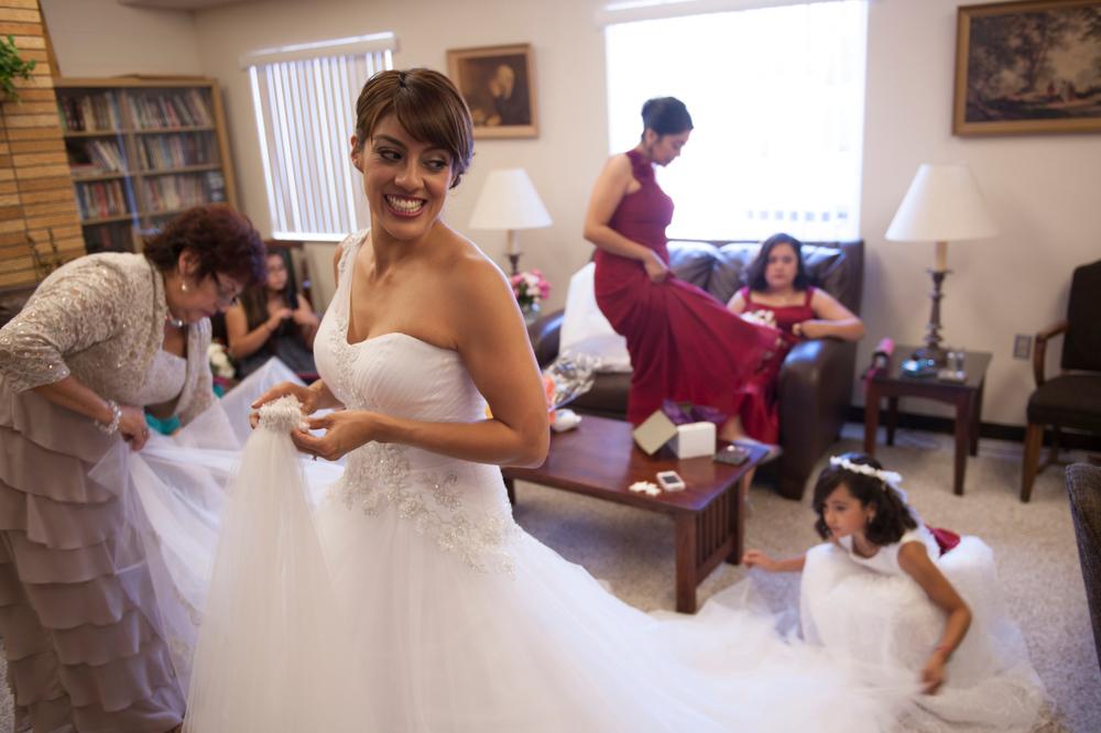 Wedding Day Makeup & Hair Artistry