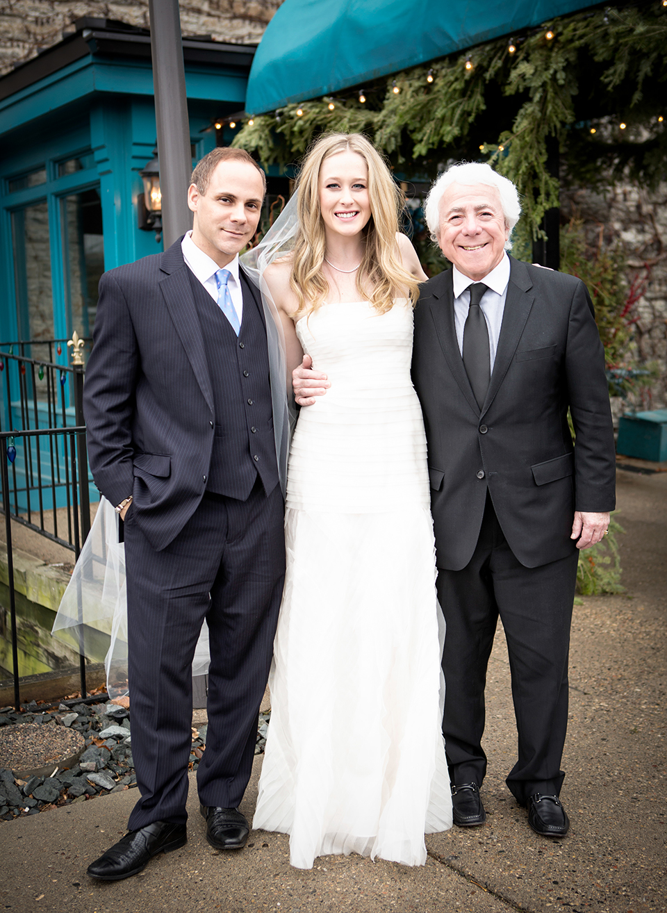 Michael Gittelson, Molly Braun, & Gene Gittelson