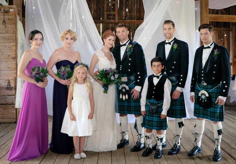 Modern Scottish & Celtic Weddings