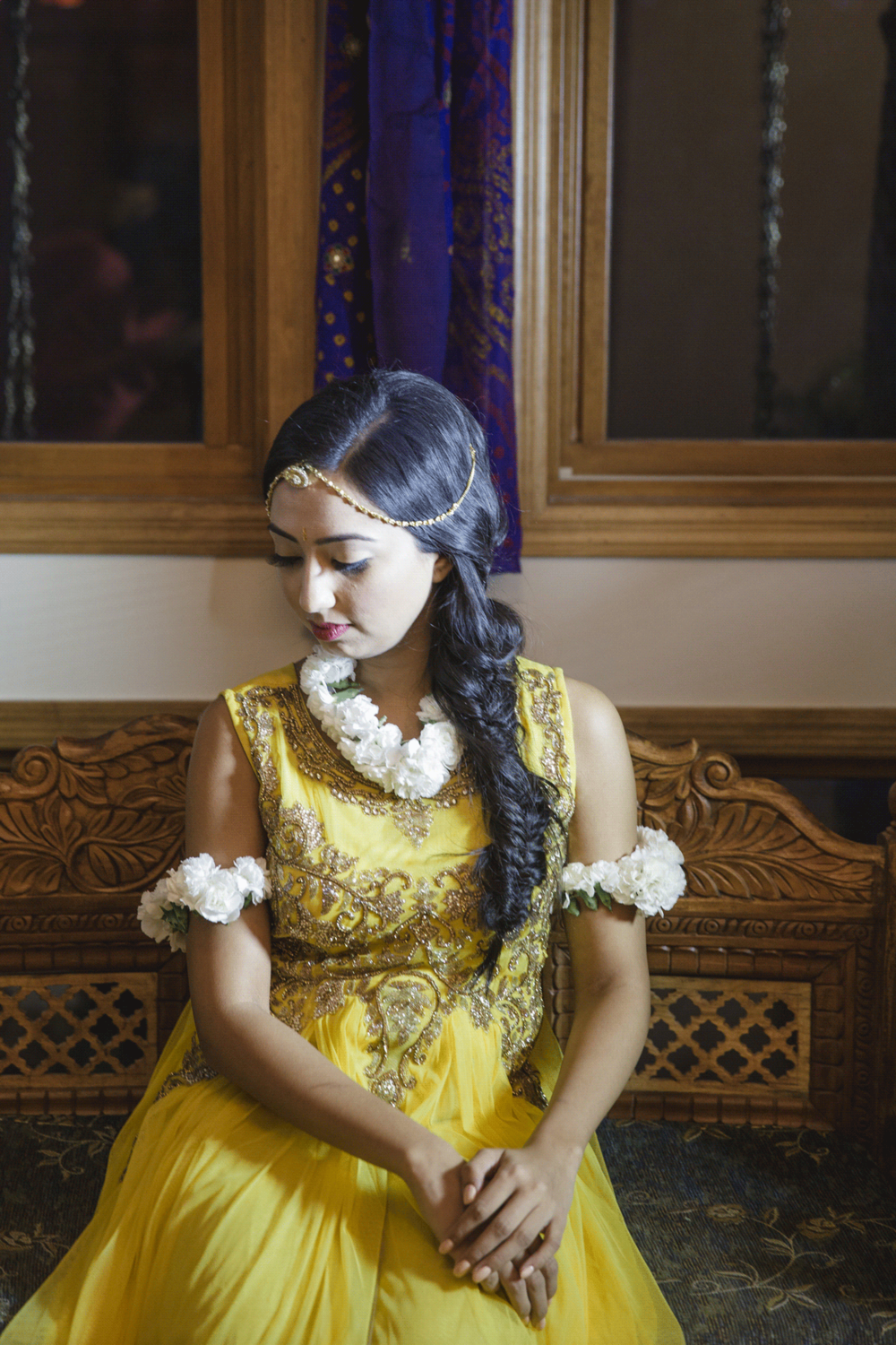 Indian Wedding Hair in Minnesota