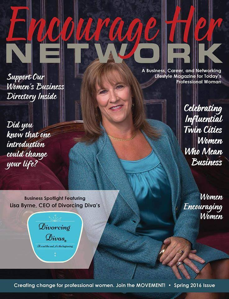 Encourage Her Network Cover