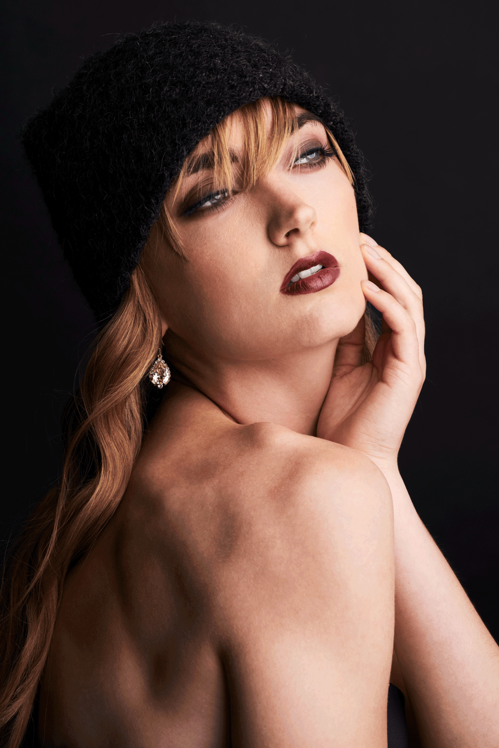 FW 2016 Hair & Makeup Trend Collection