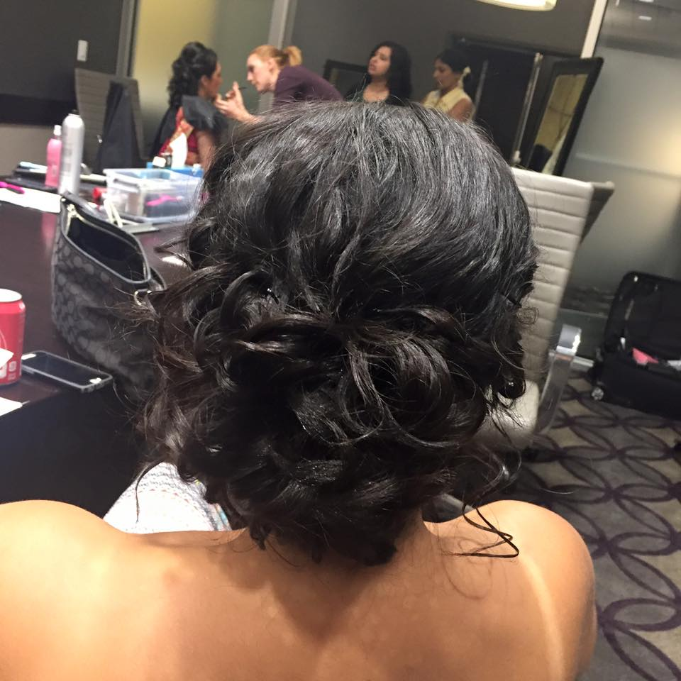 Bridal Hair in Minneapolis