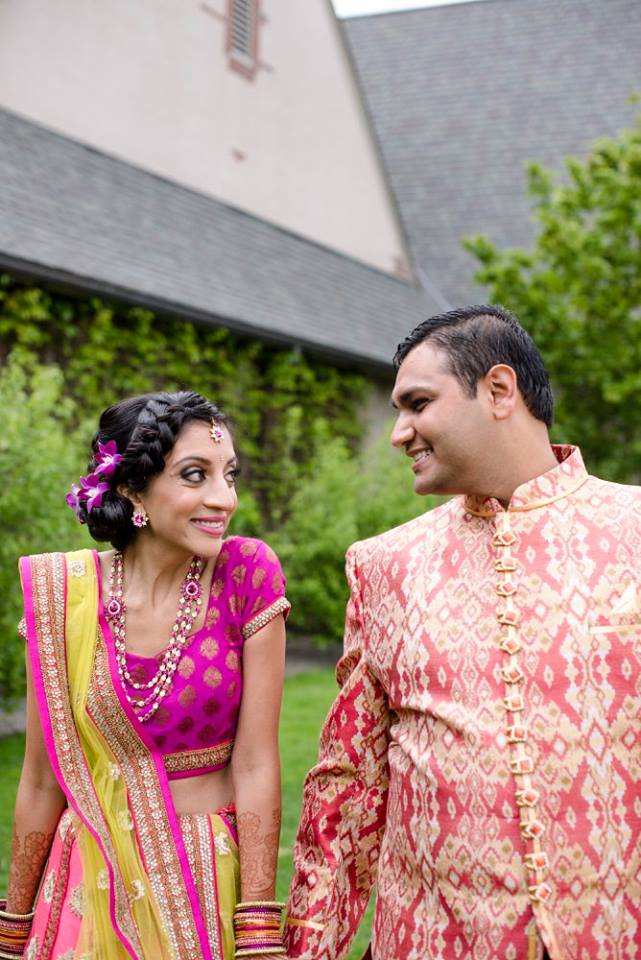 Indian Wedding Makeup Artist in Minneapolis