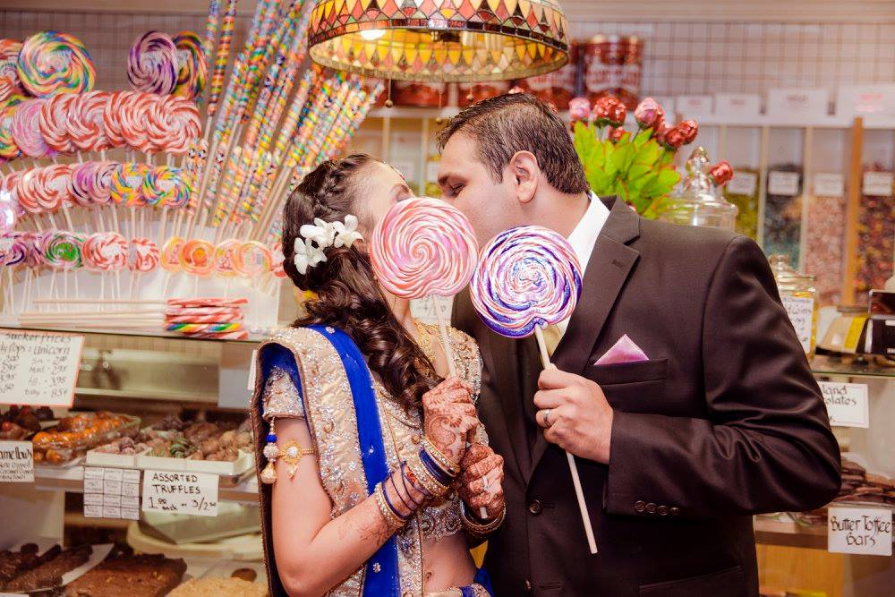 Indian Wedding Hair in Minneapolis