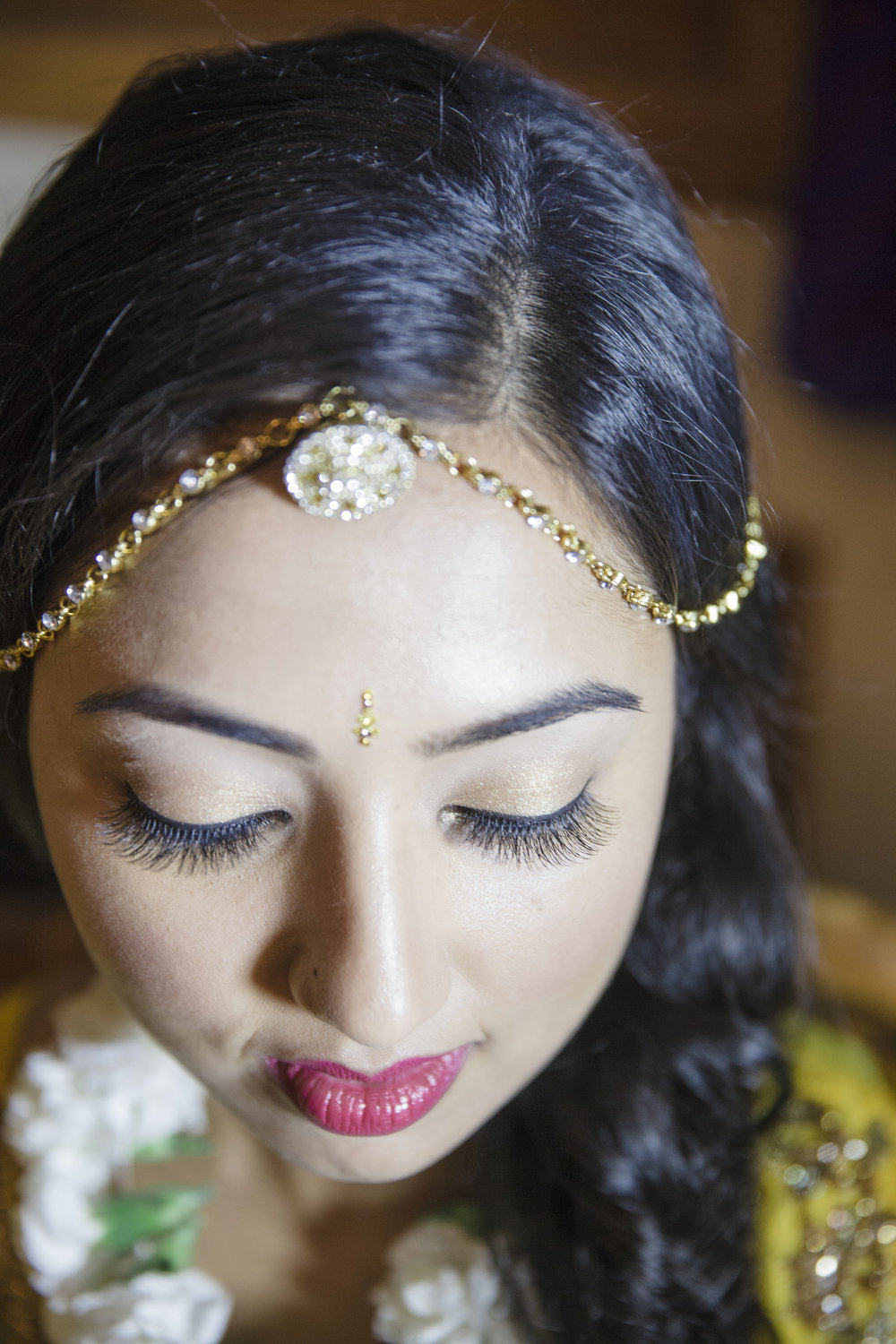 Copy of Indian Wedding Makeup and Hair