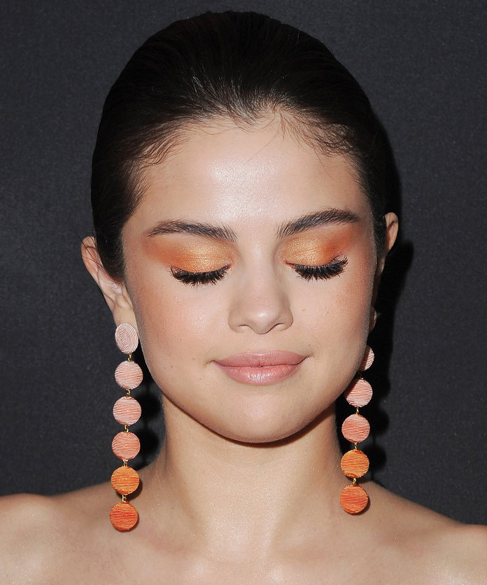 Orange Eyeshadow Trends